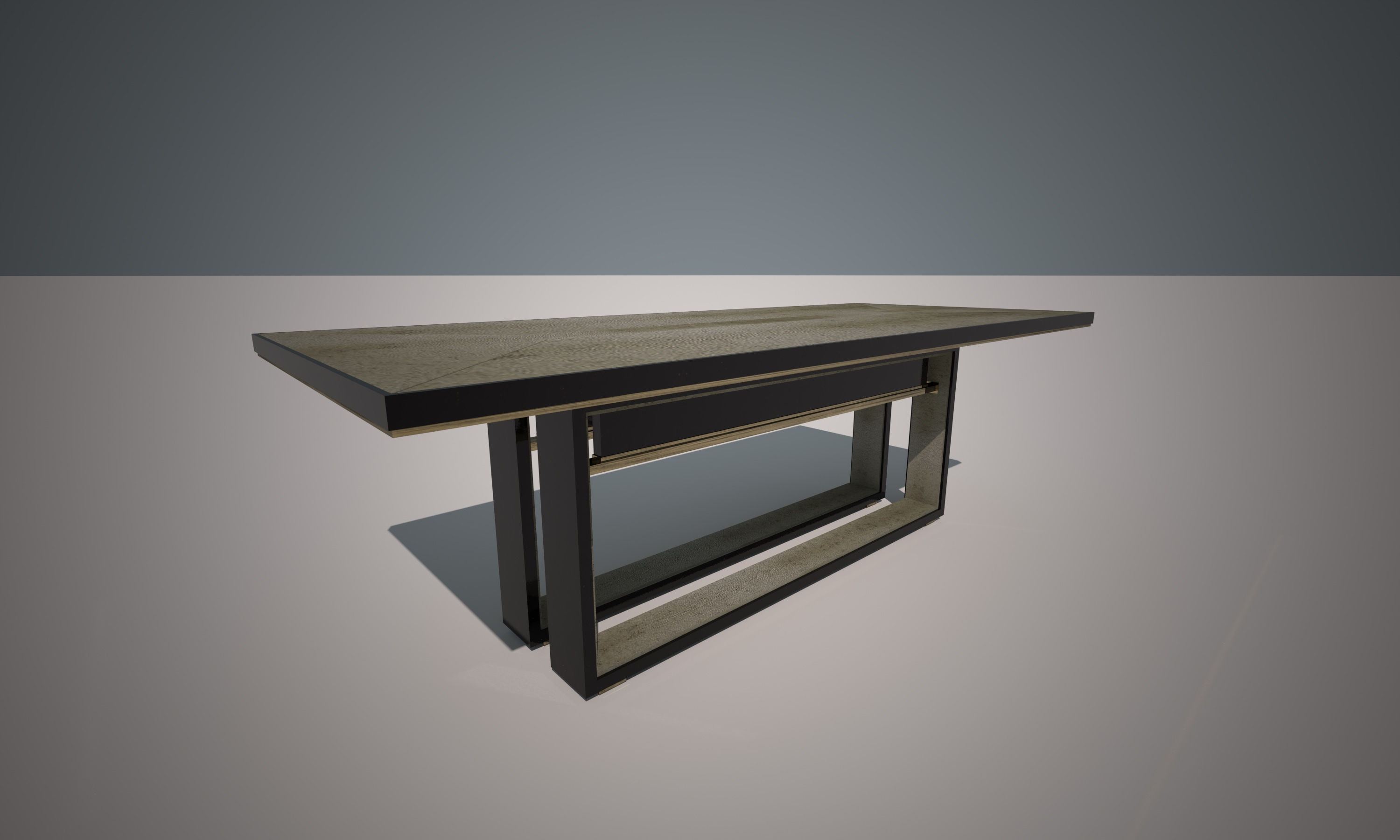 susan dada dining table
